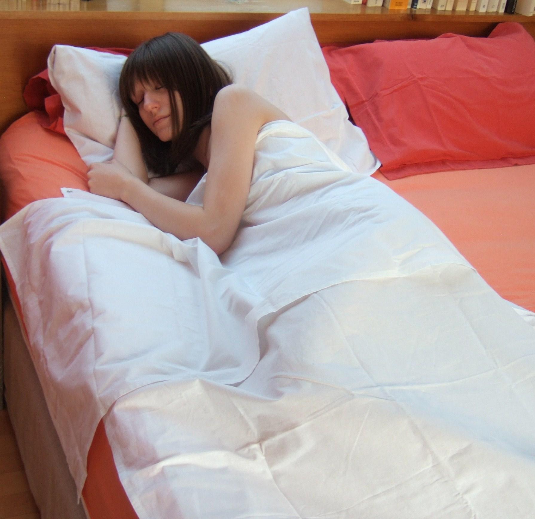 Bonne nuit dans Nightbag version été