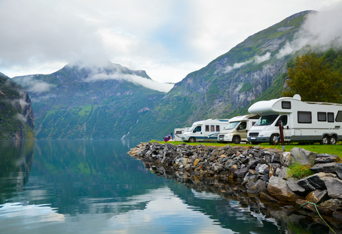 camping cars Shutterstock 85412485