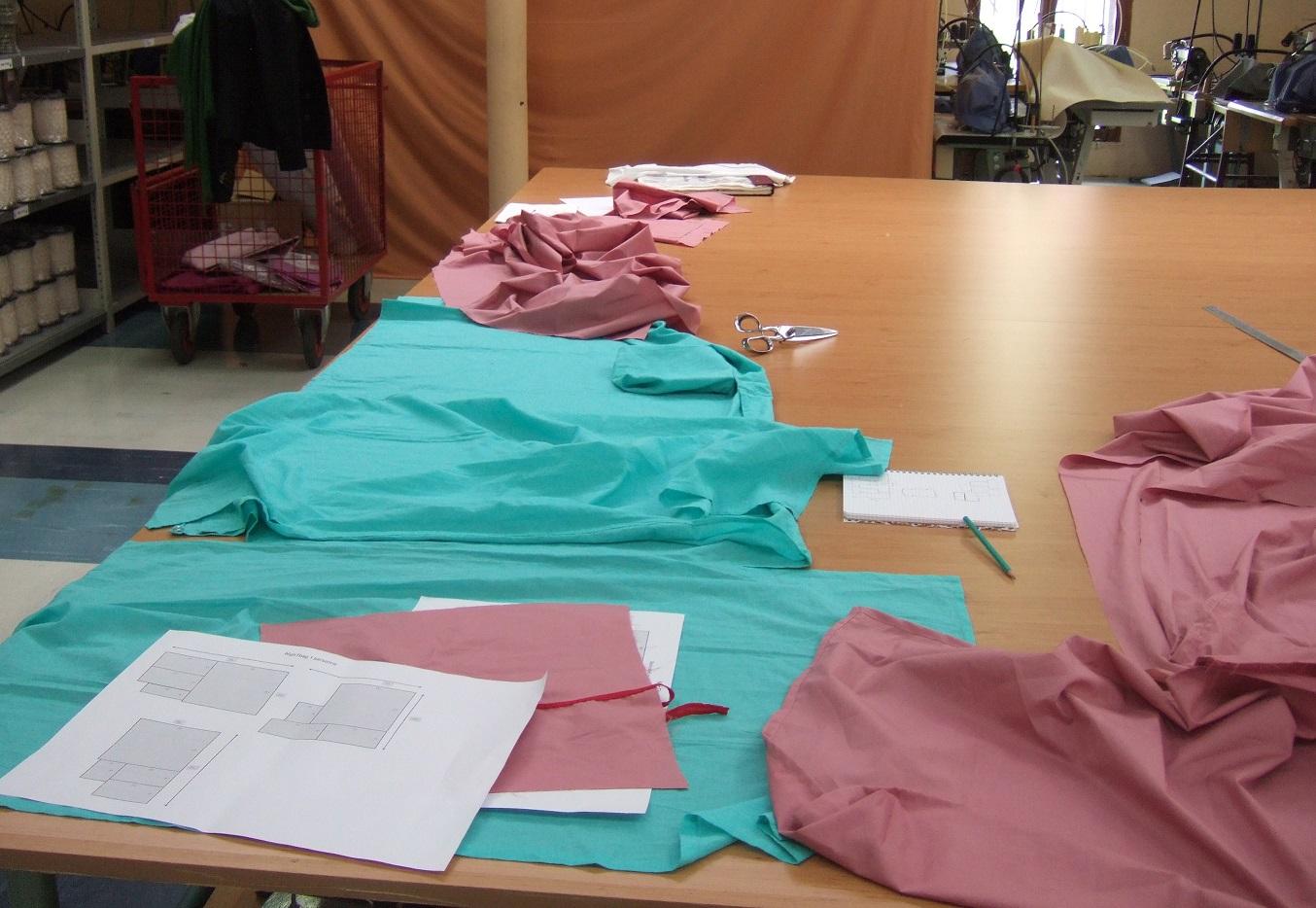 1eres decoupes de nightbag gerardmer été 2011