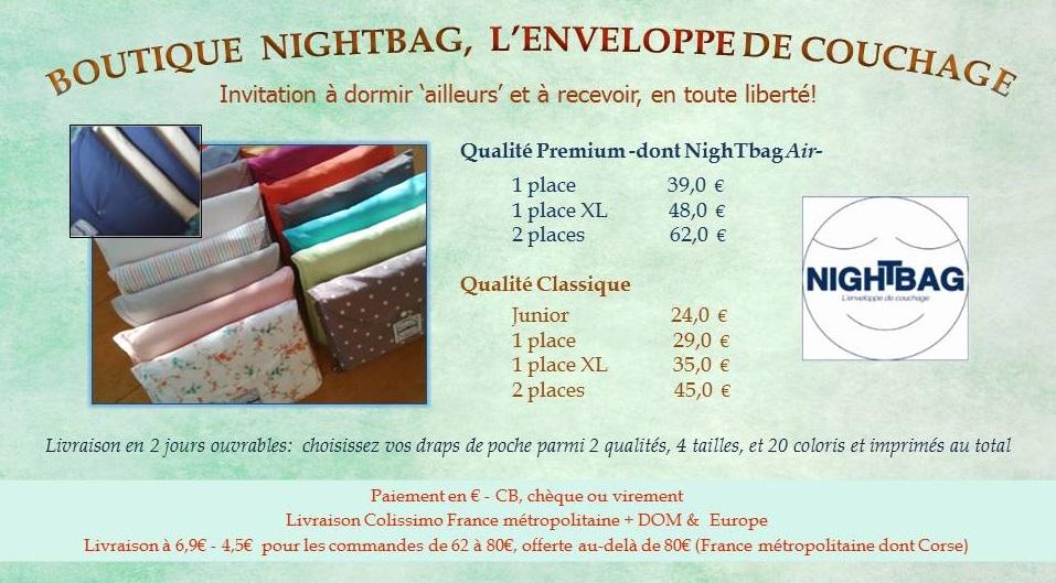 boutique nightbag enveloppe de couchage 11 2016