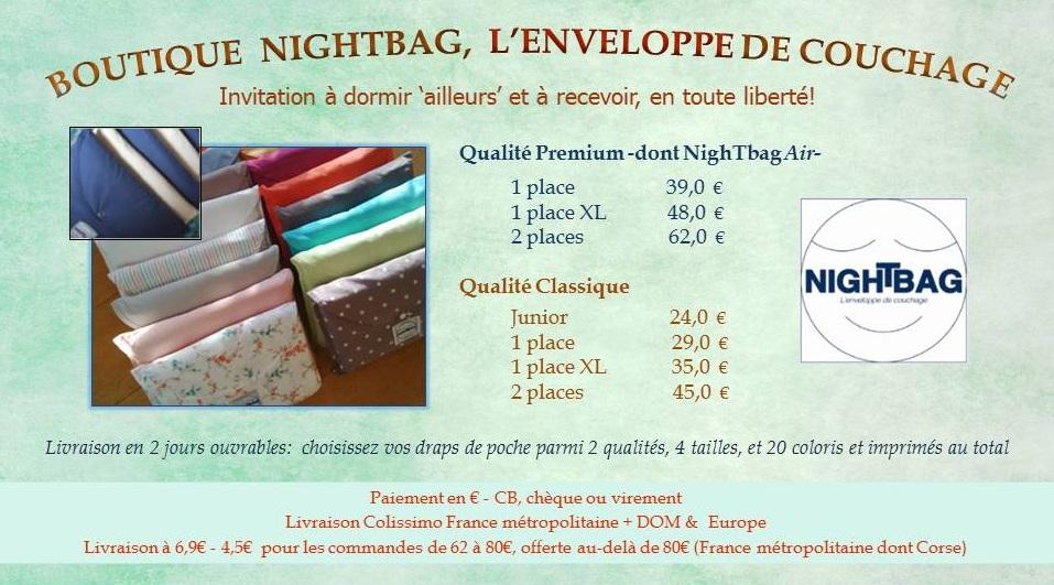 Visuel boutique nightbag 20117