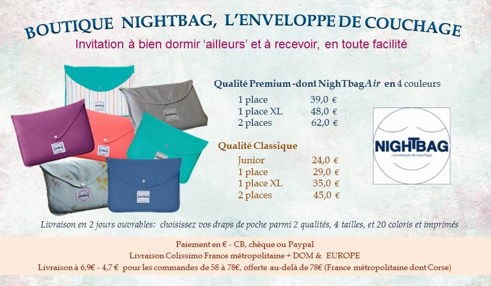 Boutique nightbag 21 2 2018
