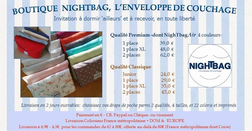 boutique nightbag 12 6 puis 9 8 2017