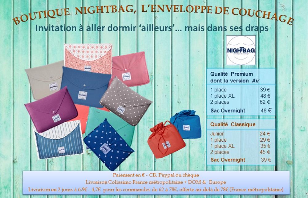 A boutique nightbag avant Soldes 20