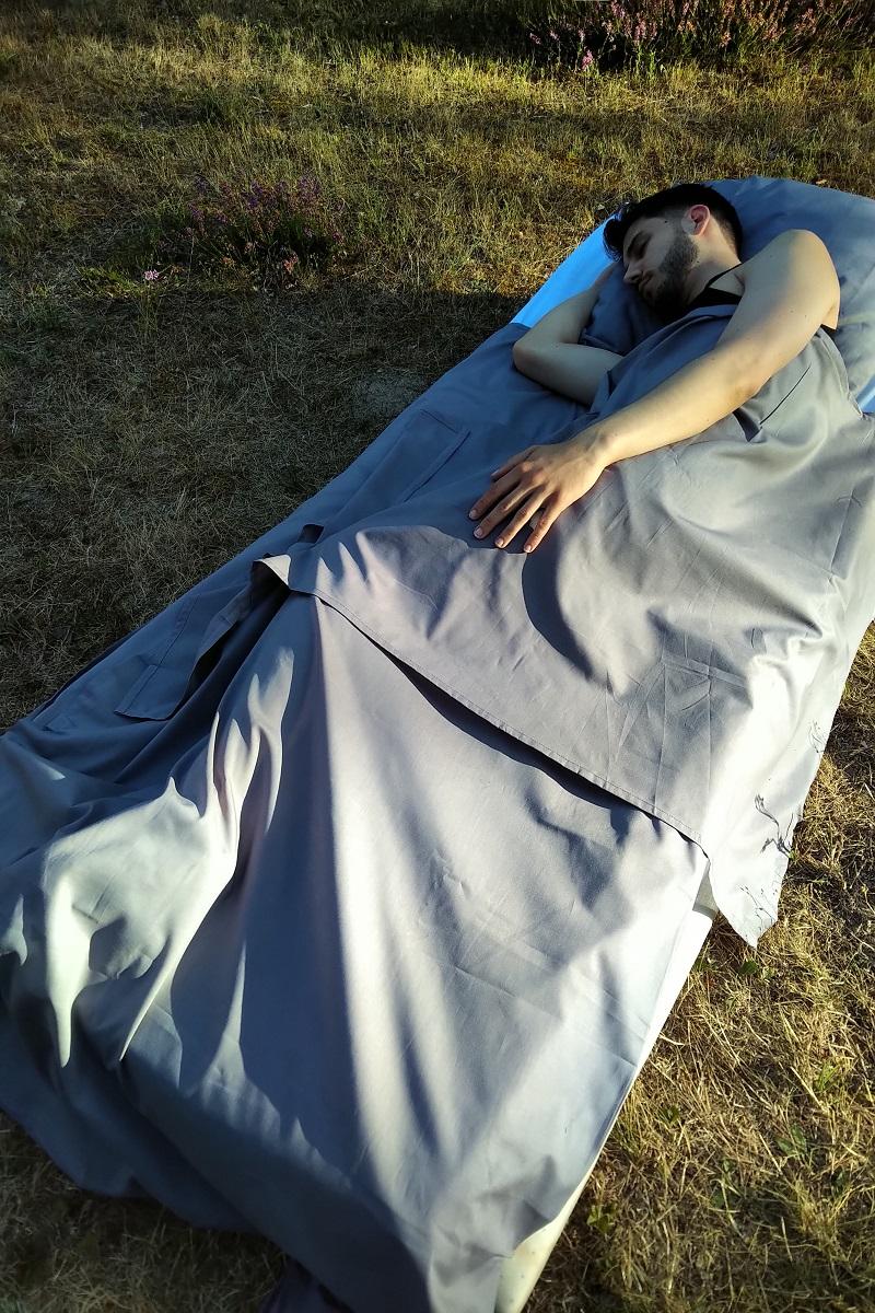 Dormeur dans XL Etain 1 P