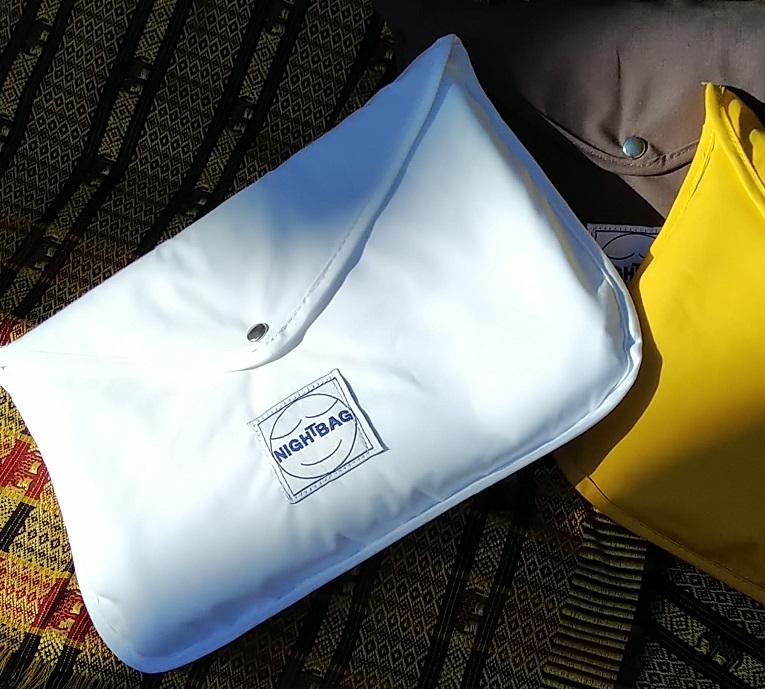 nightbag premium percale blanc de blanc BD0