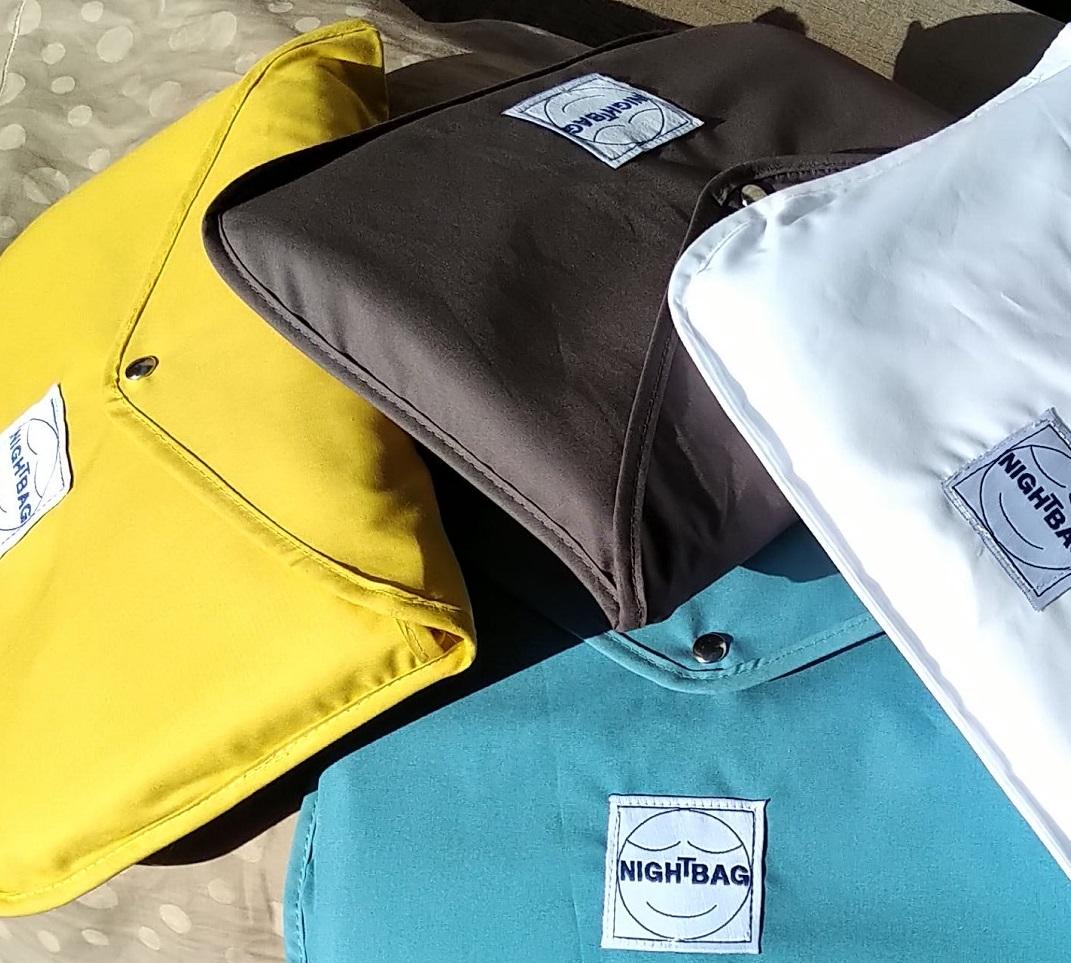 gamme nightbag premium percale web ok couleurs