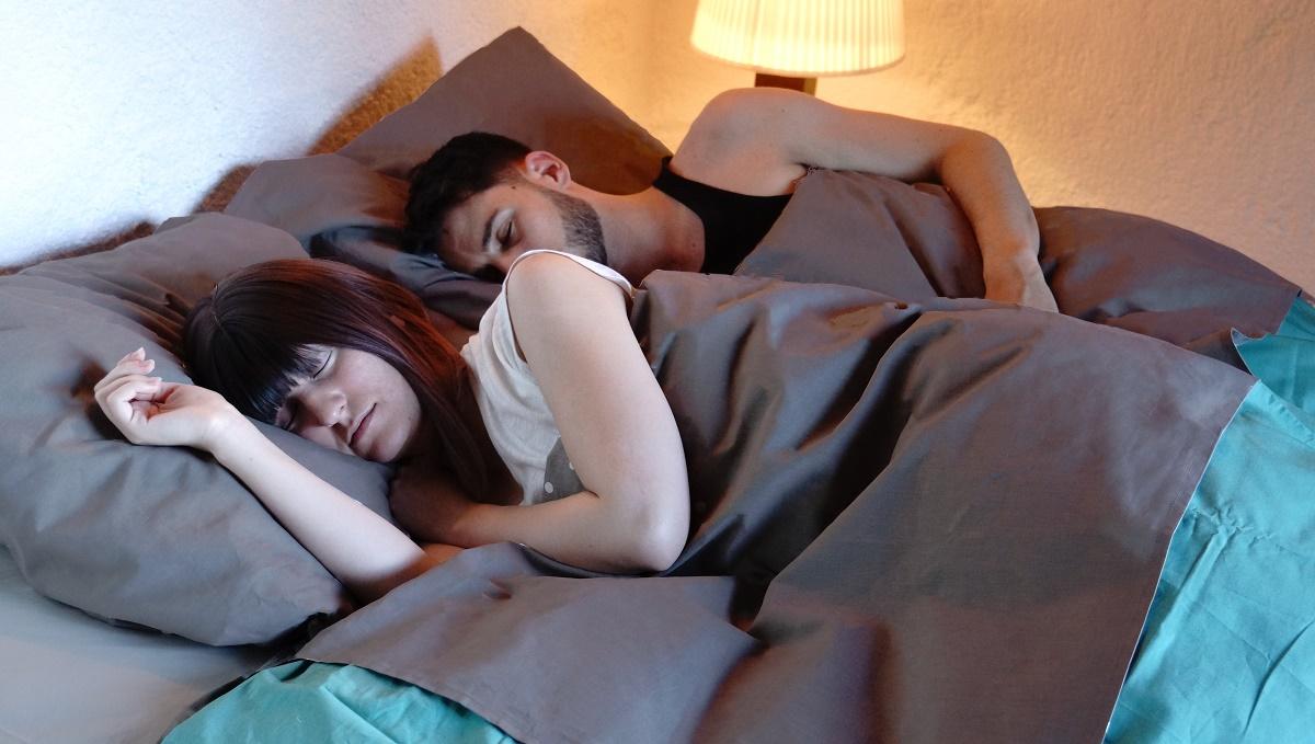 dormeurs dans nightbag 2 places Etain